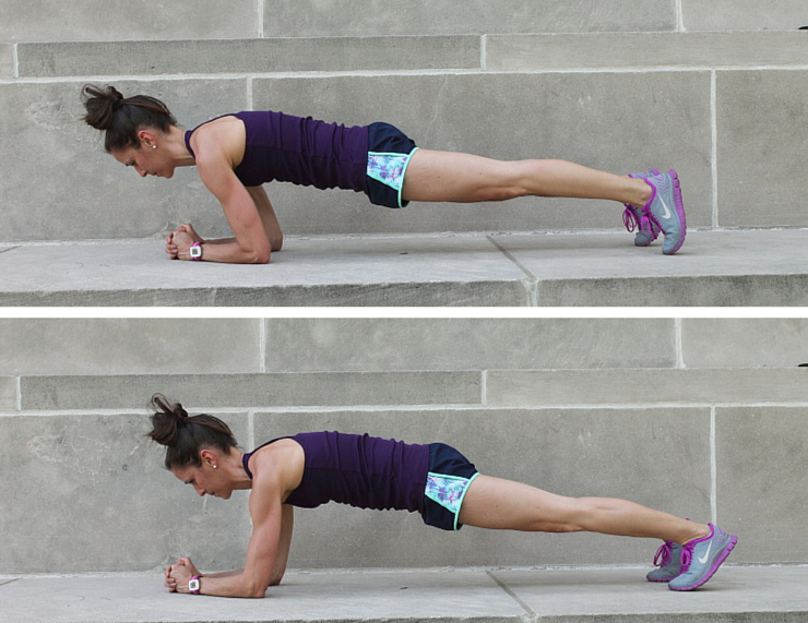 Rocking Planks - Plank Love Workout