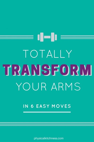 Transform Your Arms in 6 Moves