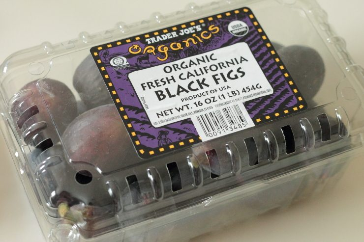 Black Figs for a chicken skewer glaze
