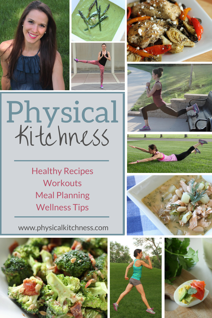 Physical Kitchness Blog: Health, Fitness, Food