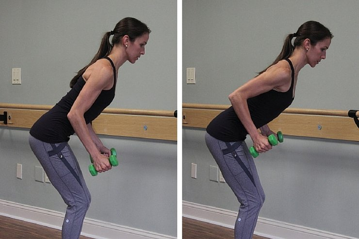 Backwards Rows to Tranform Your Arms