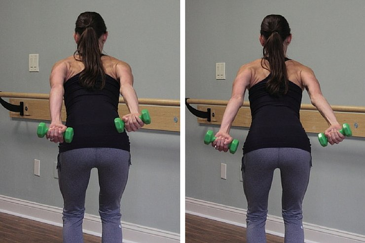 Tricep Squeezes to Tranform Your Arms