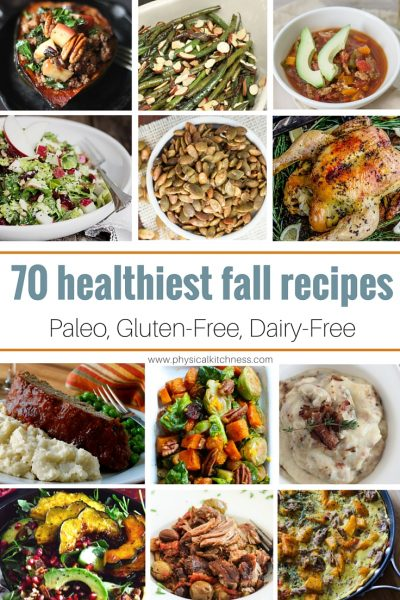 70 Healthy Paleo Fall Recipes