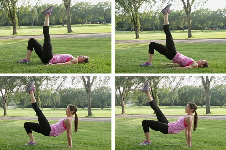 The third set of this ab sculpting 101 workout