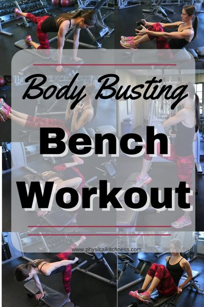 Body Busting Bench Workout