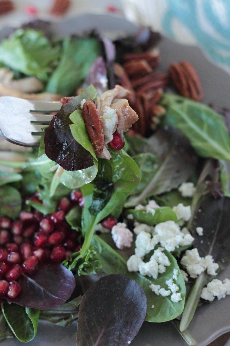 Easy, delicious, and healthy Autumn Cobb Salad