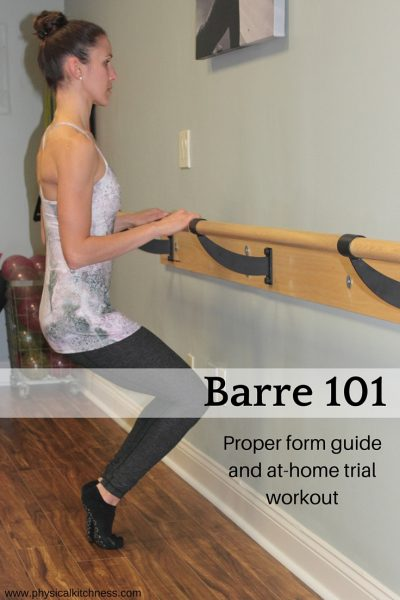 Barre 101 for Beginners