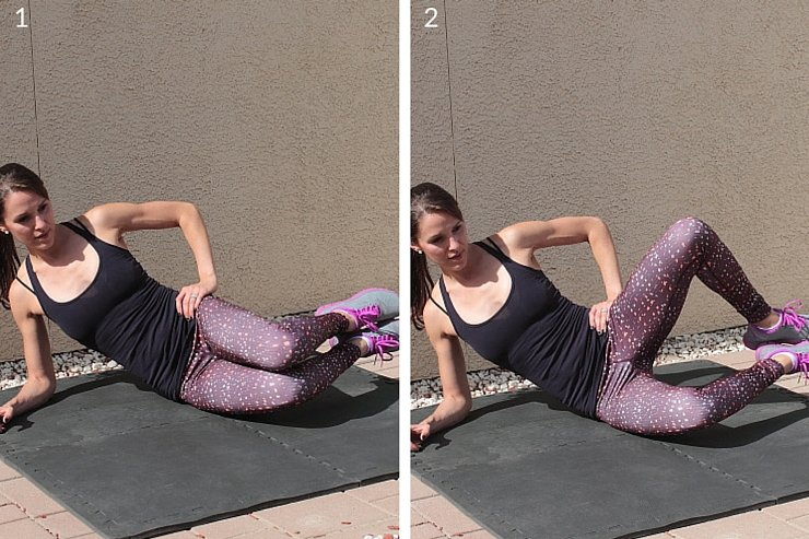 Sick of squats? Try these moves to tighten and tone your tush and thighs