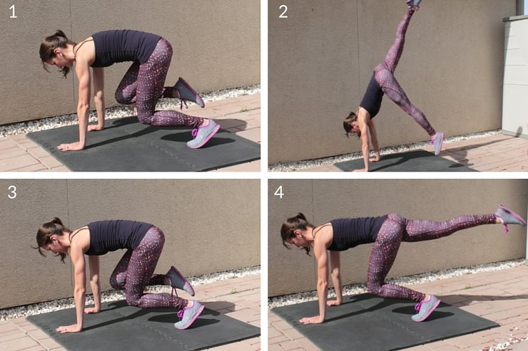 Need to target your thighs and backside? These barre plyometric fusion moves will do the trick in no time!