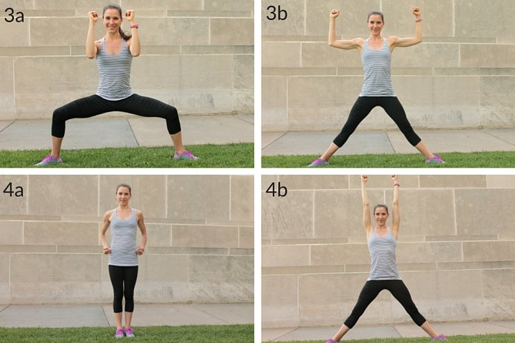 Low-Impact Total Body Tone Circuits 3 & 4
