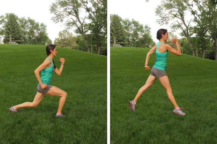 10-Minute Tabata Side Runners