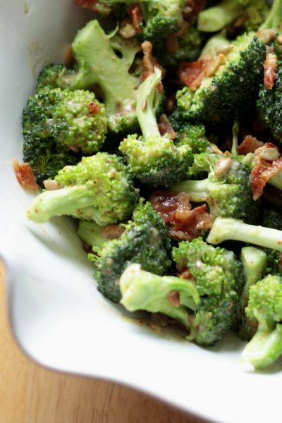 Sweet Bacon & Broccoli Salad