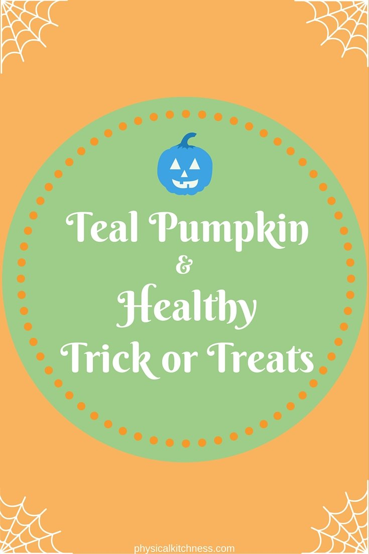Get creative with these healthy & allergy friendly halloween trick or treat ideas!