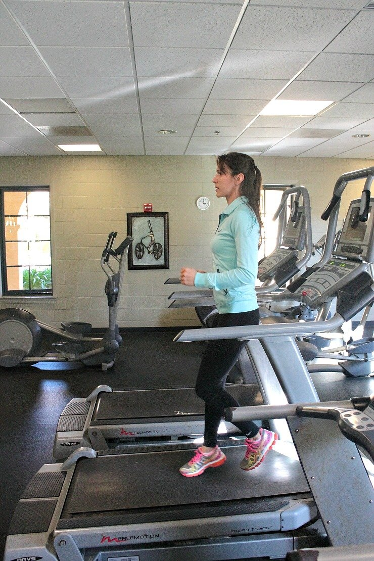 Sick of running on the treadmill? Try this fun treadmill workout!