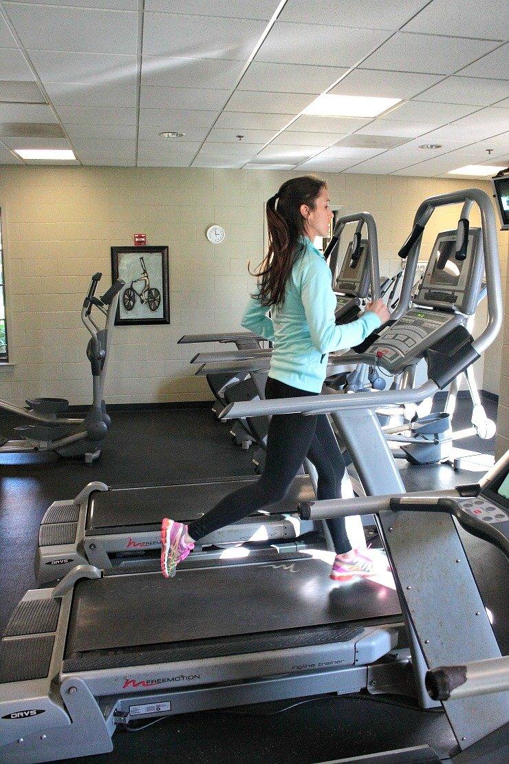 40-Minute Advanced Treadmill Workout