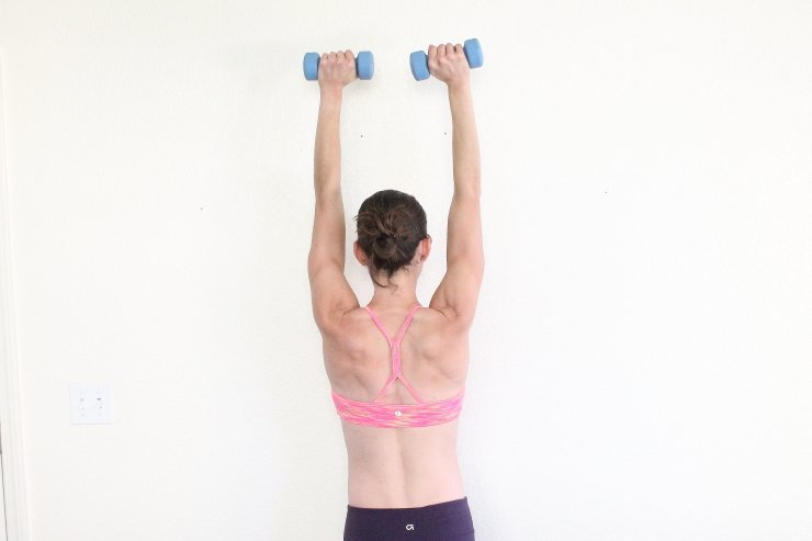 Sculpt your back and shoulders with these 8 back-fat blasting moves
