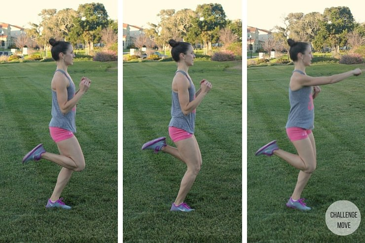 Build your own HIIT routine with butt kickers
