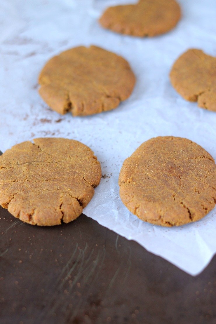Soft And Chewy Paleo Vegan Gingerbread Cookies Physical Kitchness