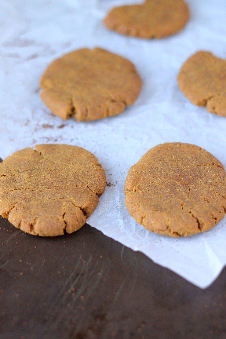 Good food recipes » Low fat gingerbread cookies recipe