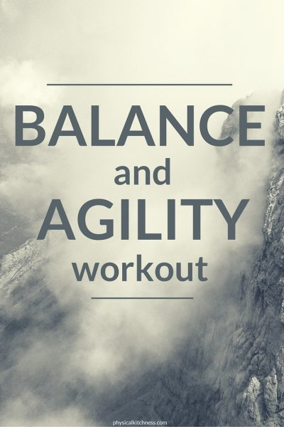 Balance and Agility Workout
