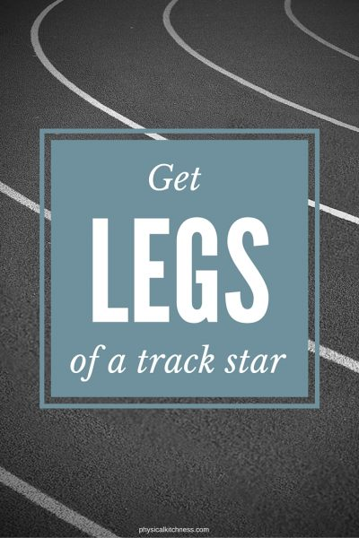 Legs of a Track Star Workout
