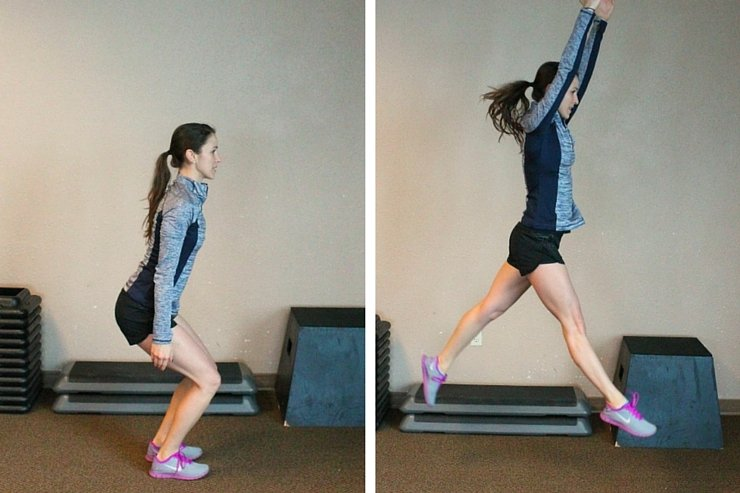 Insanity Inspired Workout - Free Runners