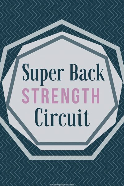 Super Back Strength Circuit