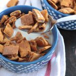 Never buy sugar-loaded, preservative-packed boxed cereal again when you can make your own gluten-free sweet potato cereal!