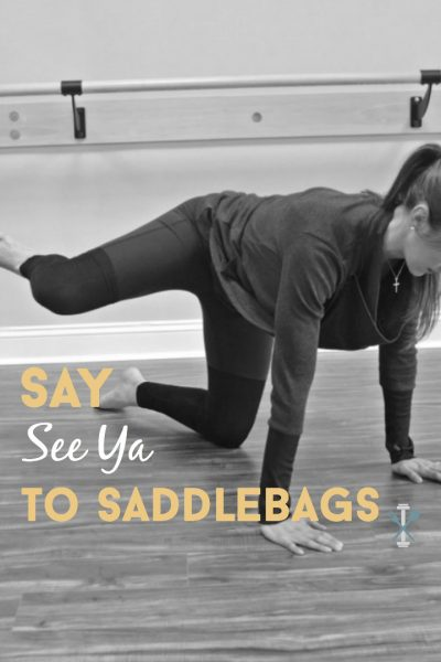 Say See Ya to Saddlebags