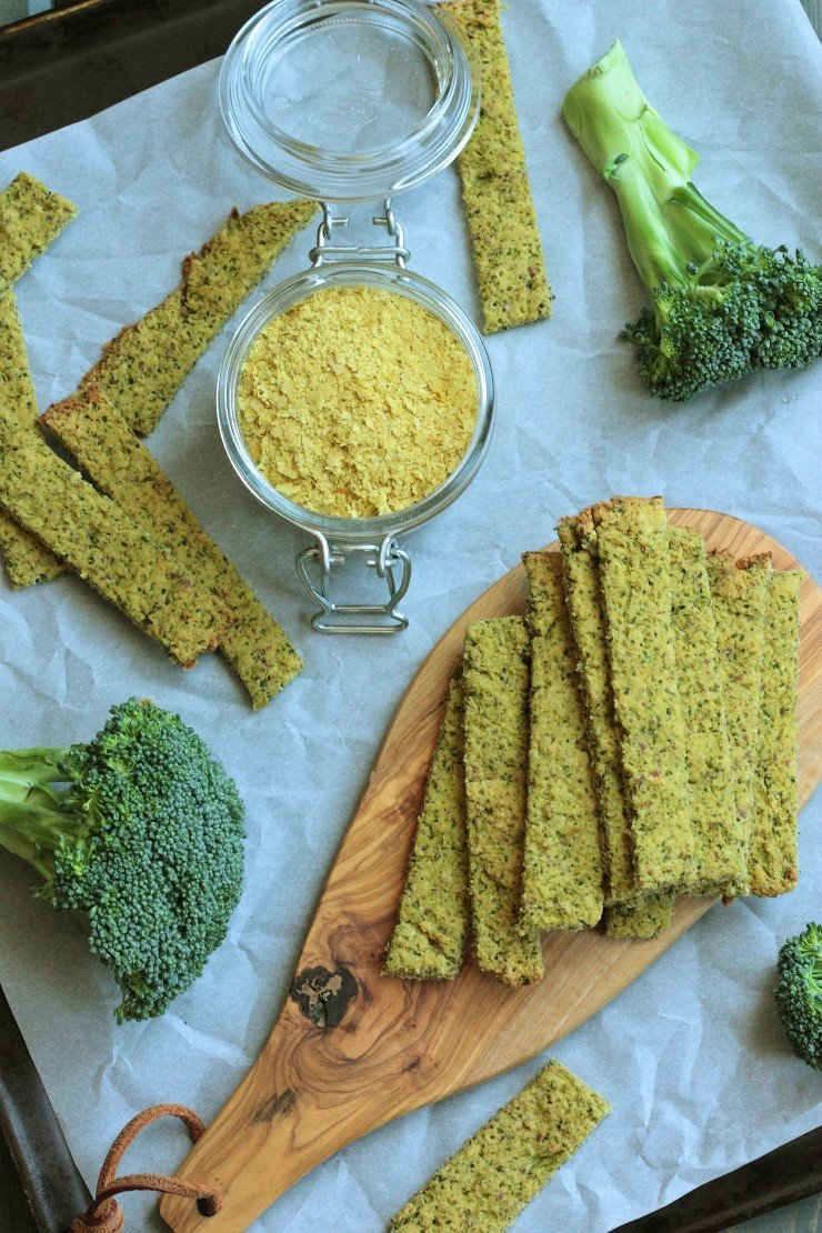 Whole30 complaint, paleo broccoli 'cheese' sticks are great for adults and kids. My toddler loves them!
