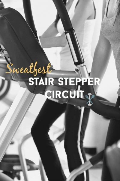 Sweatfest Stair Stepper Circuit