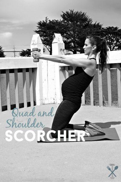 Quad and Shoulder Scorcher