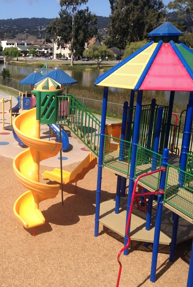 Dennis the Menace Park is a must for kid-friendly activities in Monterey