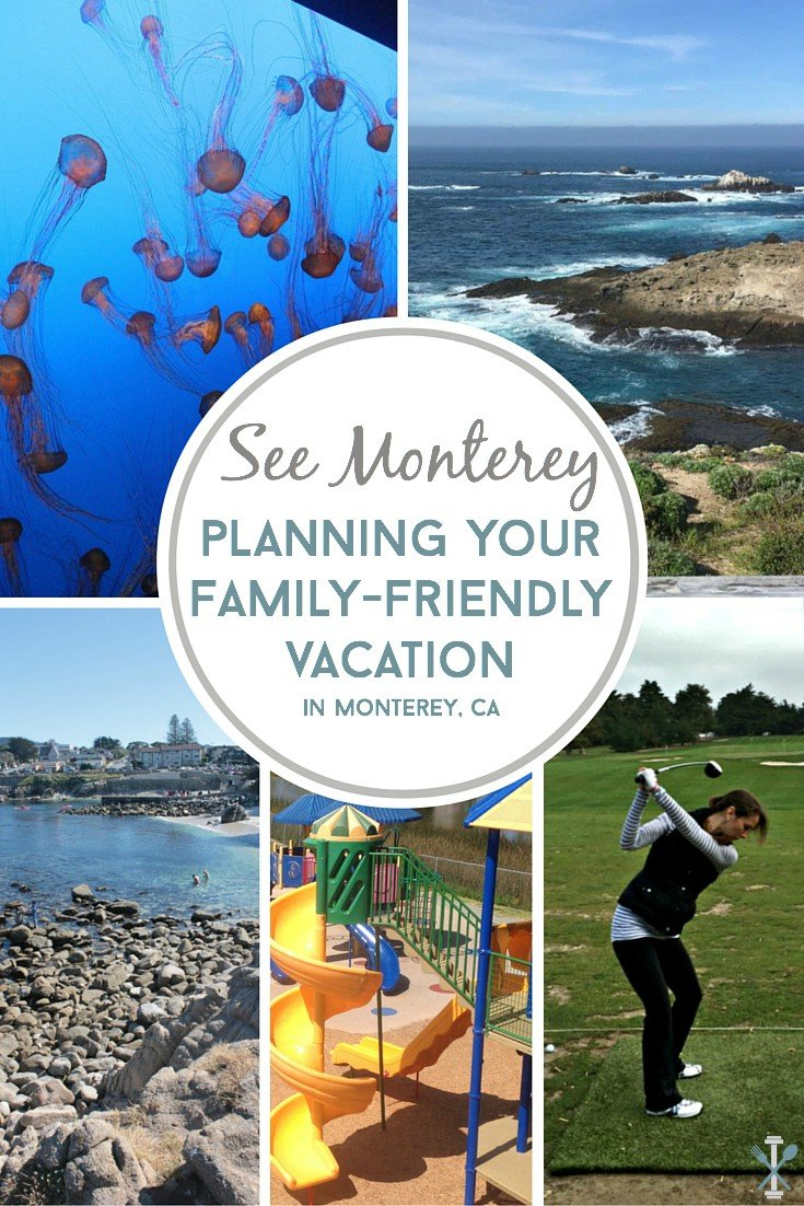 See Monterey- Our California Staycation. Great information about all the family-friendly activities Monterey, CA has to offer!