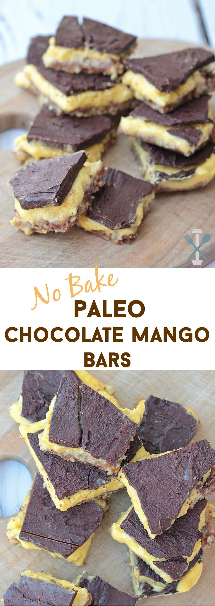 These no-bake, frozen treat are paleo and delicious! A sweet nuts base combined with a creamy center and decadent chocolate shell is the perfect frozen treat!
