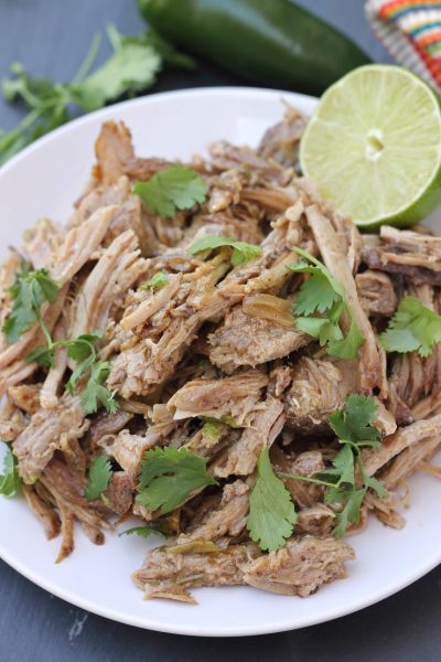 Whole30 Slow Cooker Pork Carnitas