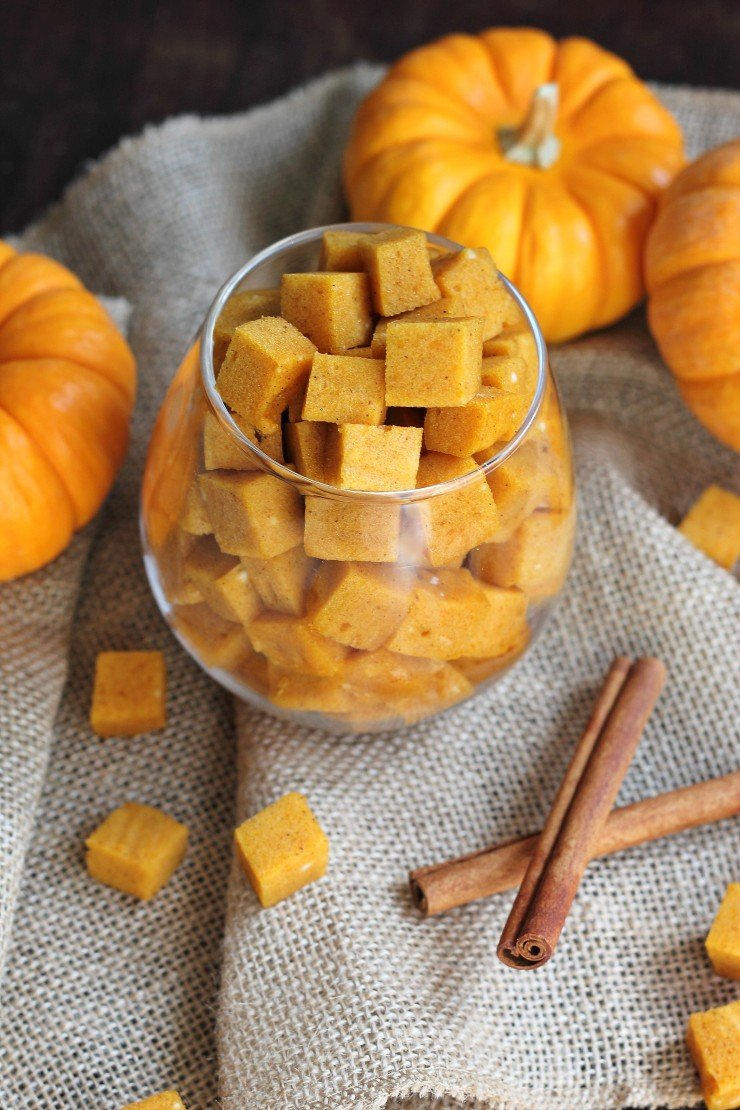 This healthy pumpkin treat is totally dairy free and no refined sugar. Amazing on their own or dunked in coffee or hot chocolate. Perfect for pumpkin lovers looking to stay healthy this season!