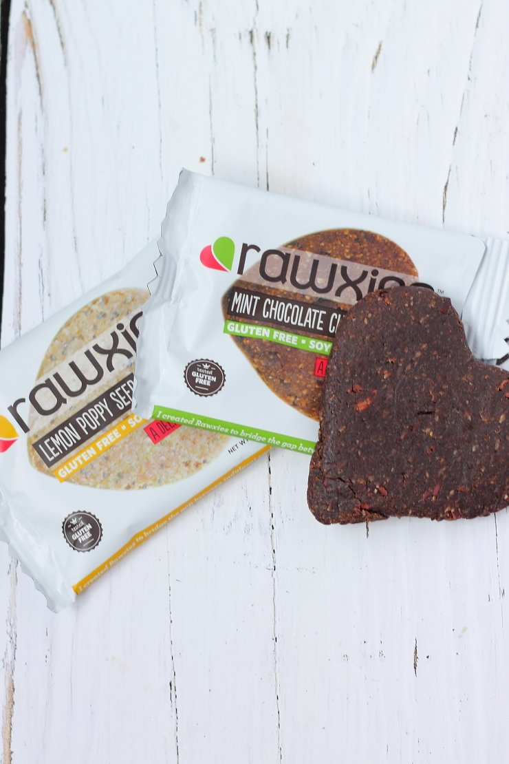 Rawxies - a healthy and unique holiday food gift!