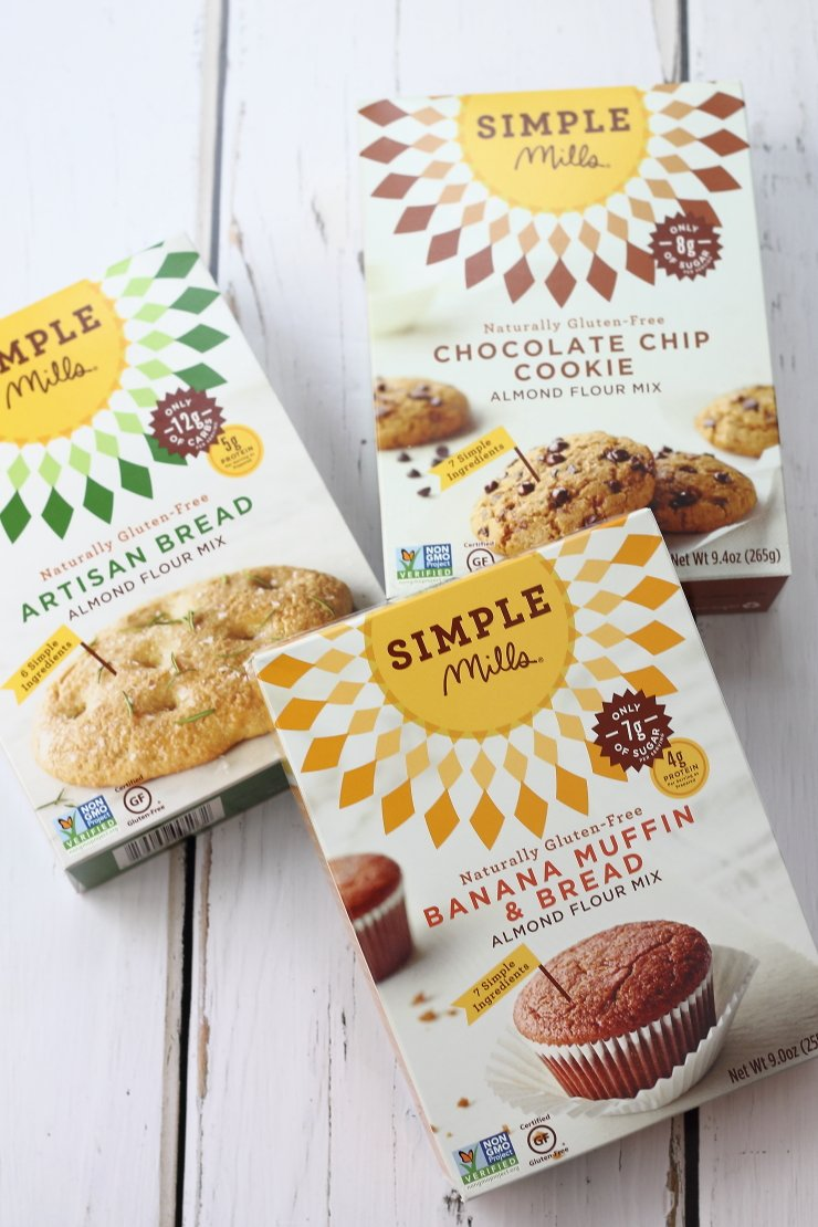For The Gluten Free Paleo Baker Simple Mills A Great Healthy And Unique