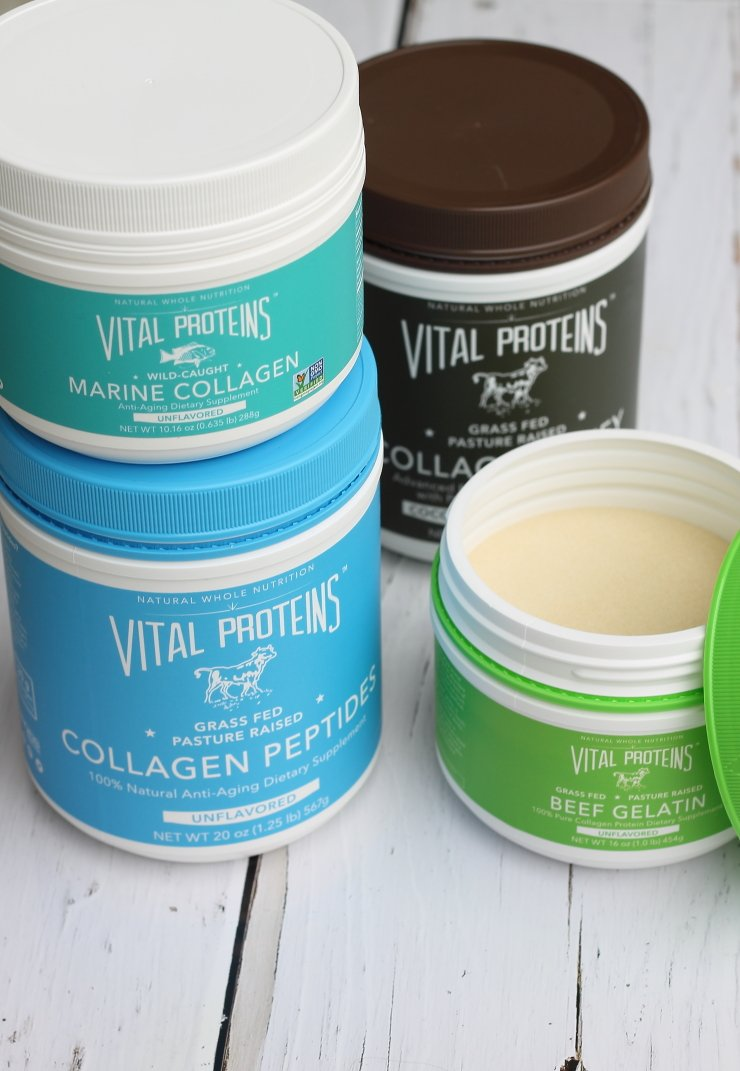 Vital Proteins - a healthy and unique holiday food gift!