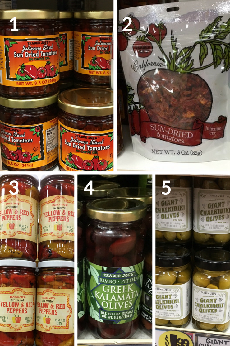 The ultimate Trader Joe's Whole30 Shopping List - condiments