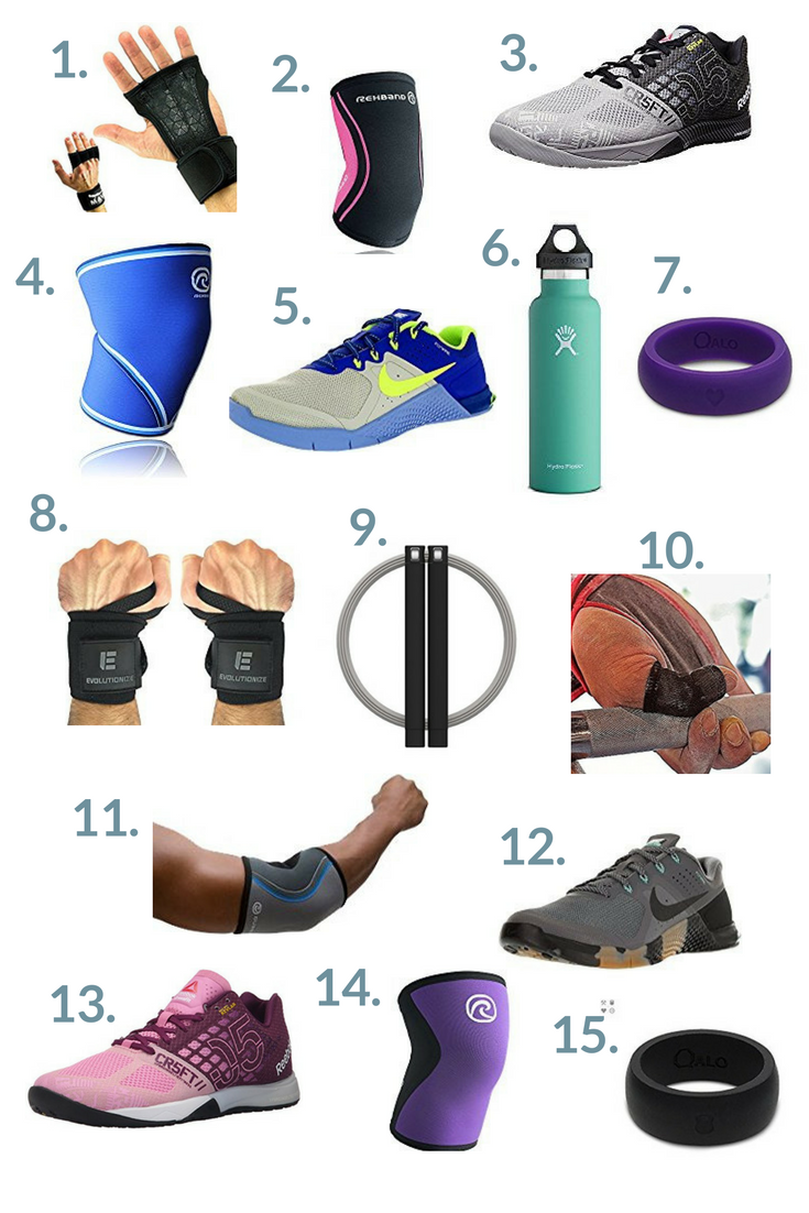 Crossfit gift guide - the perfect items for crossfitters this holiday season