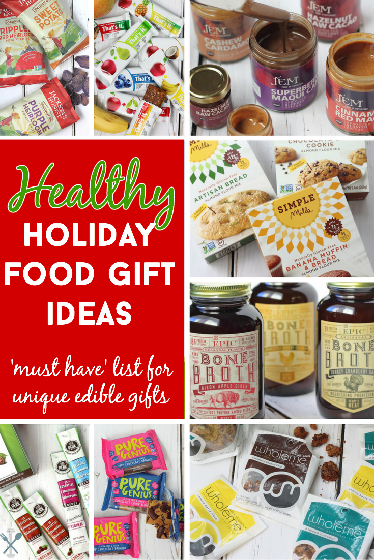 Healthy and unique holiday food gifts forumfinder Gallery