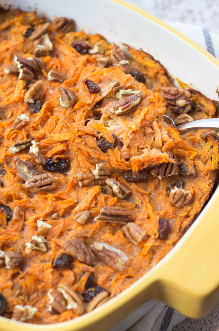 This paleo breakfast bake is the perfect comfort meal!