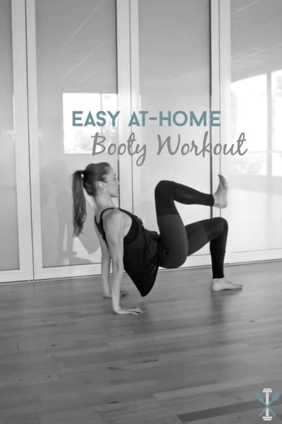 Easy Home Booty Workout