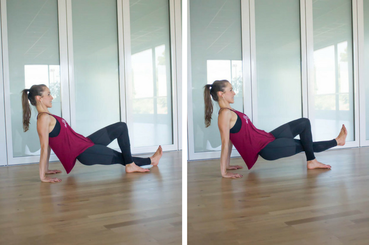 Easy move to shape and tone your booty!