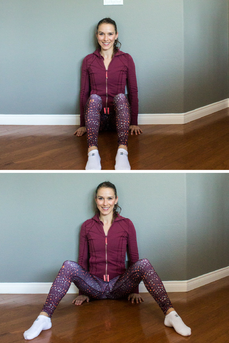 Healing Diastasis Recti Part 2: Horizontal Heel Sliders