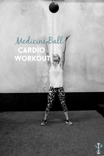 Medicine Ball Cardio Workout