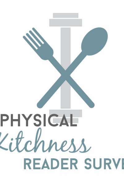 Physical Kitchness Reader Survey!