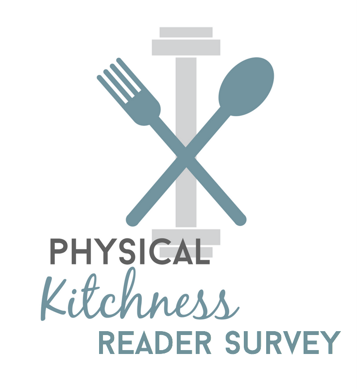 Physical Kitchness Reader Survey